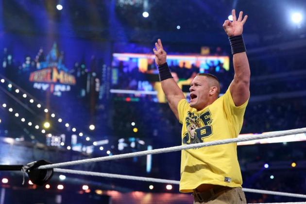 Latest Updates on John Cena and Sheamus' Recovery from Injury for Sept. 9