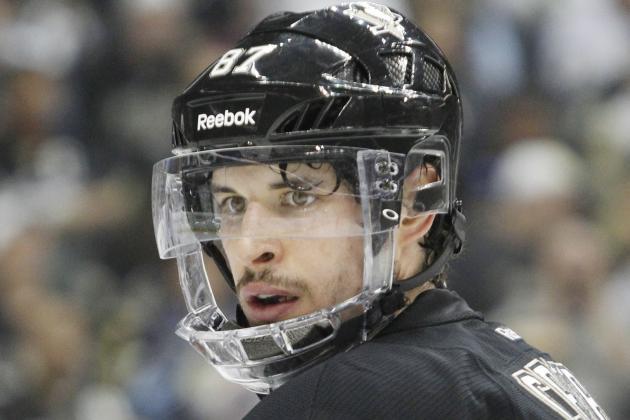 Sidney Crosby's Goal: Play a Full NHL Season