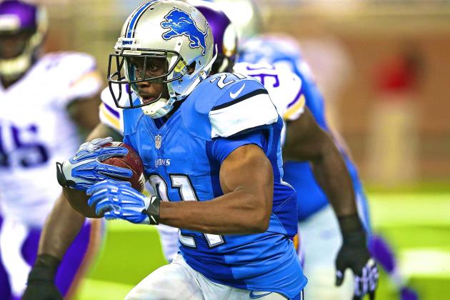 Reggie Bush Injury: Updates on Lions RB's Thumb and Groin