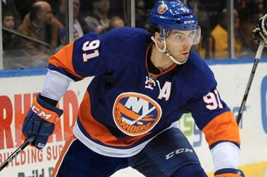 Johnston: Tavares Sets Sights on NHL Supremacy