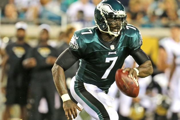 Vick Starts Latest Quest to Last 16 Games