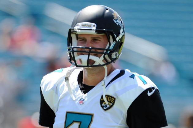 Maurice Jones-Drew, Chad Henne's Fantasy Outlook After Blaine Gabbert's Injury