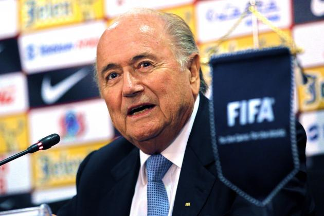 Sepp Blatter Admits Qatar World Cup 'Mistake,' but He's Right About Europe