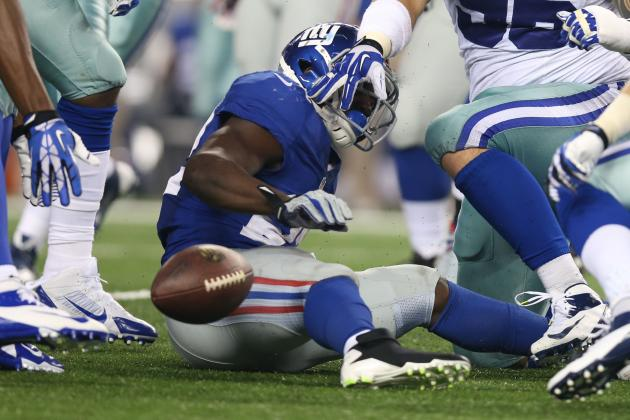 Giants Can't Overreact on David Wilson