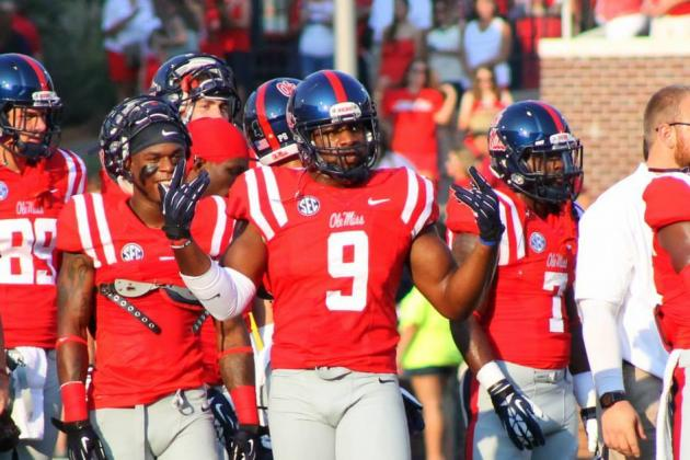 Ole Miss Football: Texas Game Looms Large for Newly Ranked Rebels