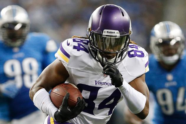 Vikings: On Cordarrelle Patterson's Absence