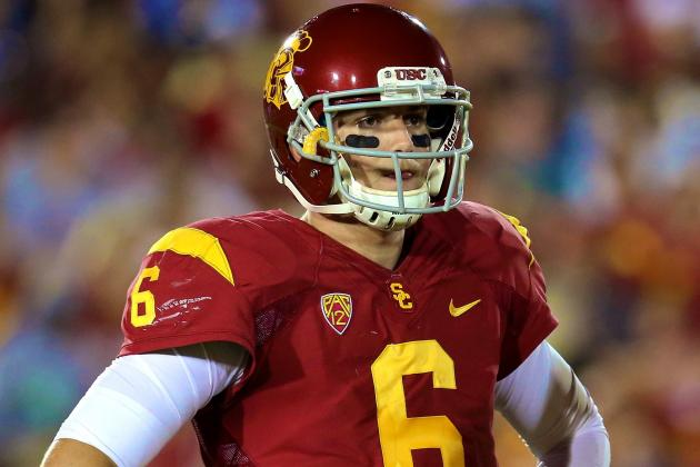 Cody Kessler to Start for USC vs. Boston College
