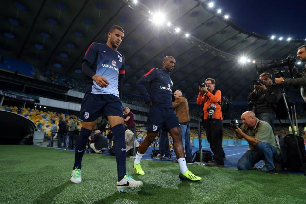 World Cup: How Tottenham Defender Kyle Walker Is Adapting to Life with England