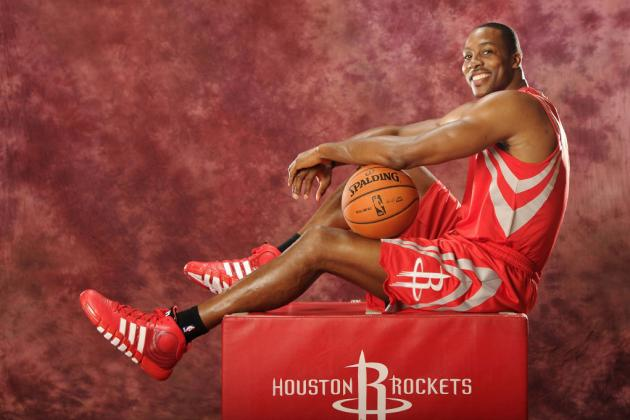 Adjustments Dwight Howard Needs to Make with Houston Rockets