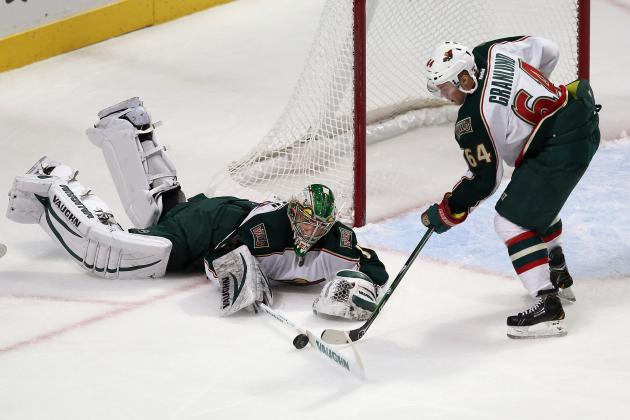 Top Storylines for Minnesota Wild 2013-14 Training Camp