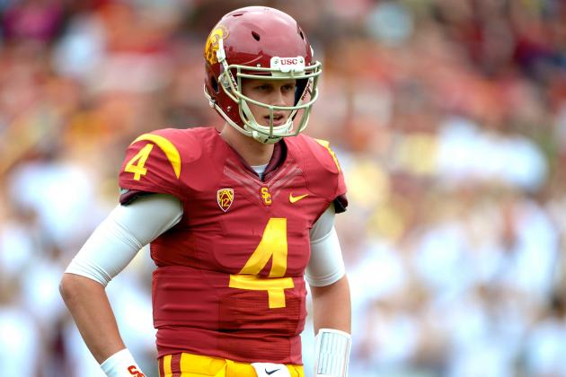 USC Football: What Happened to Freshman QB Max Browne?