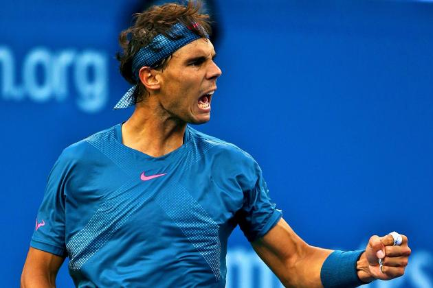 Djokovic vs. Nadal US Open 2013 Men's Final: Live Score and Highlights