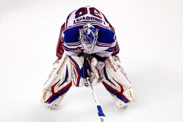 What Should New York Rangers Offer Henrik Lundqvist in Contract Negotiations?