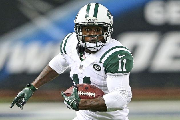 Jets Receiver Jeremy Kerley Listed on Injury Report with Concussion