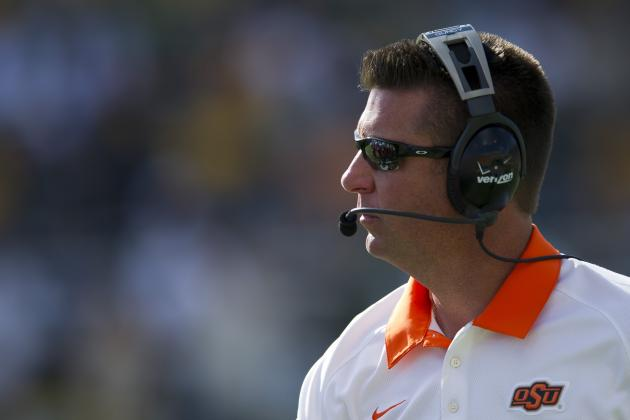 Gundy Makes Statement on Sports Illustrated's Oklahoma State Series