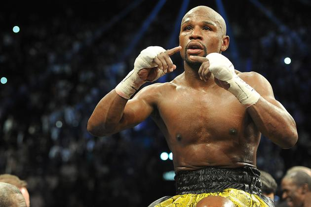 Mayweather vs Canelo: Money in Win-Win Situation Regardless of the Result