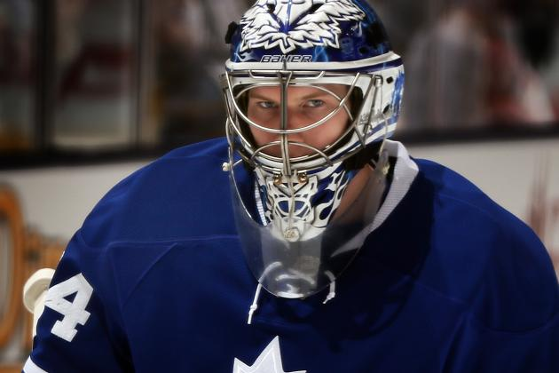 Should Toronto Maple Leafs Start James Reimer or Jonathan Bernier?
