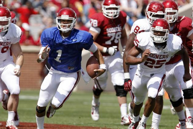 Kendal Thompson Will Not Be Counted out for Oklahoma Sooners at QB Position