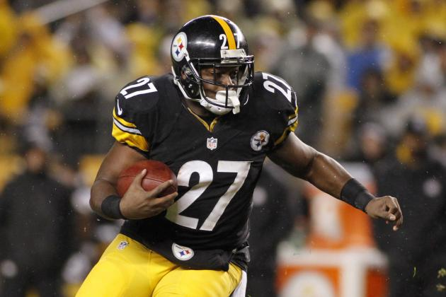 Jonathan Dwyer Won't Solve Pittsburgh Steelers' Offensive Woes