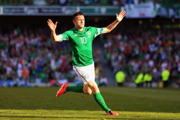 Austria vs. Ireland: Date, Time, TV Info and Preview