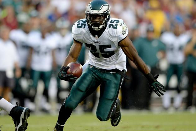 LeSean McCoy's 2013 Fantasy Outlook Following Breakout Week 1 Performance