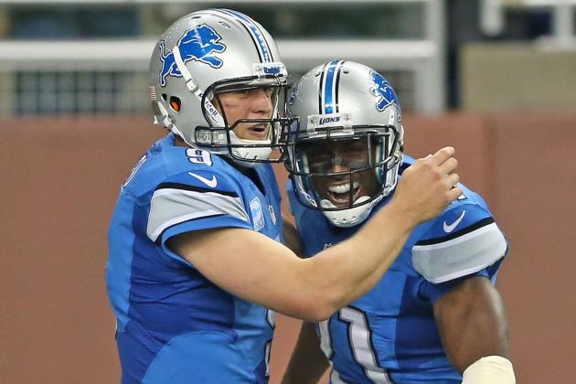 Detroit Lions: What You Need to Know Heading into Week 2