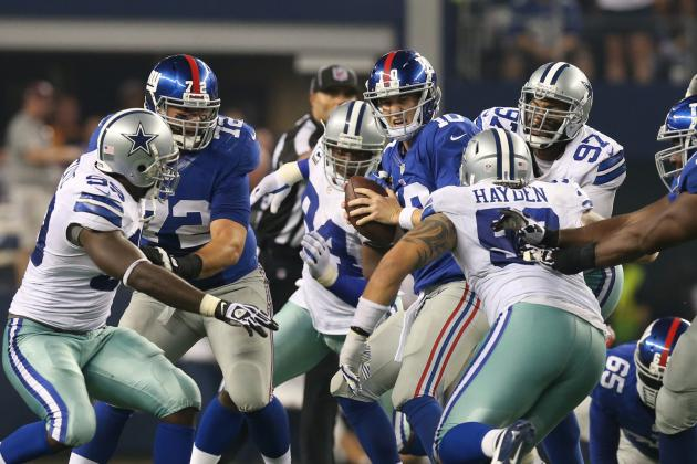 New York Giants: What You Need to Know Heading into Week 2