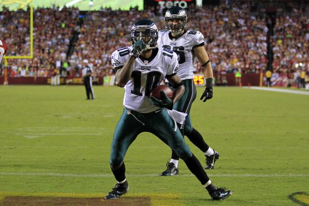 Philadelphia Eagles vs. Washington Redskins: Live Score, Highlights and Analysis