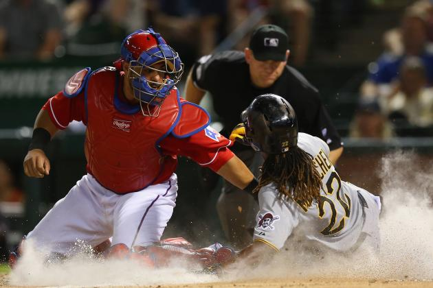 Rangers Fall, Giving Pirates Historic Win; Yu Darvish Suffers Minor Injury