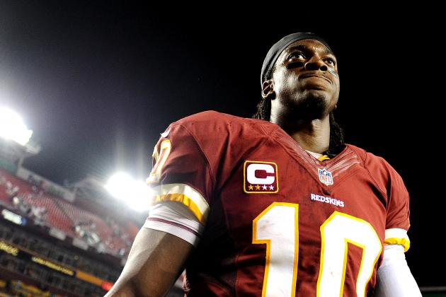 Robert Griffin III's Rusty Start Nothing to Worry About for Washington Redskins