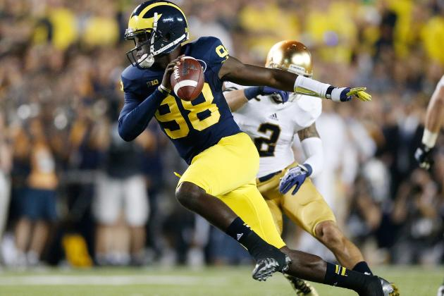 Big Ten Football: Imagining Michigan in the SEC