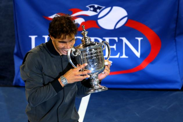 Rafael Nadal's 2013 US Open Title Proves Grand Slam Record Is Within Reach