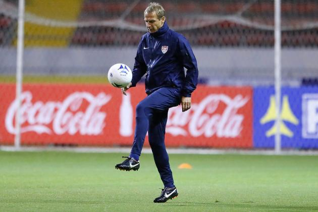 Klinsmann Relaxed at Prospect of Facing El Tri
