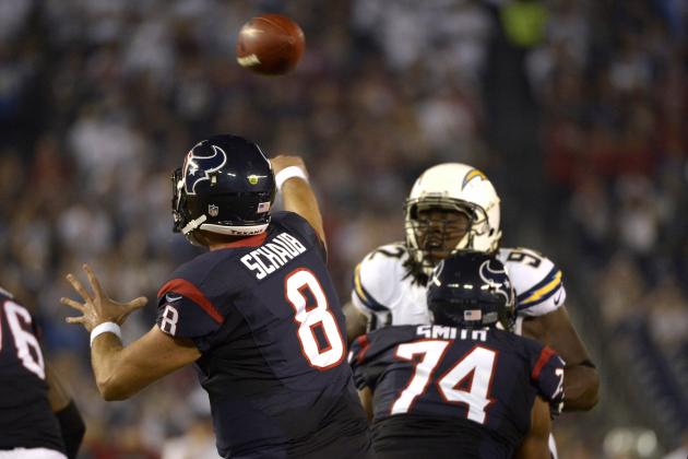 Texans vs. Chargers: Live Grades and Analysis for Houston