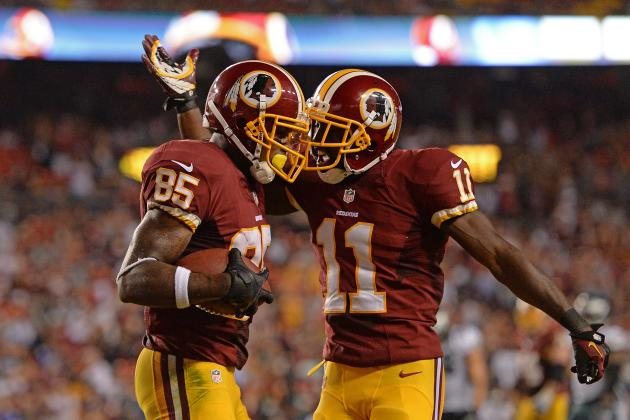 Leonard Hankerson's 2013 Fantasy Outlook Following Breakout Week 1 Performance