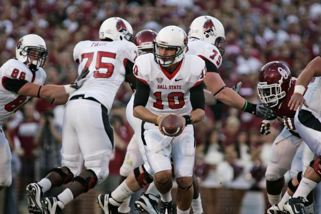Names You Should Know: Ball State Quarterback Keith Wenning