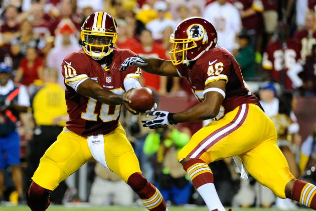 Is the Redskins' Running Game a Cause for Concern?