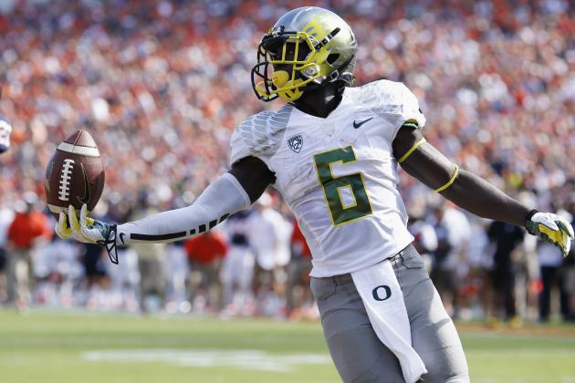 Ducks' Knack for Racking Up Penalties Could Derail BCS Title Hopes