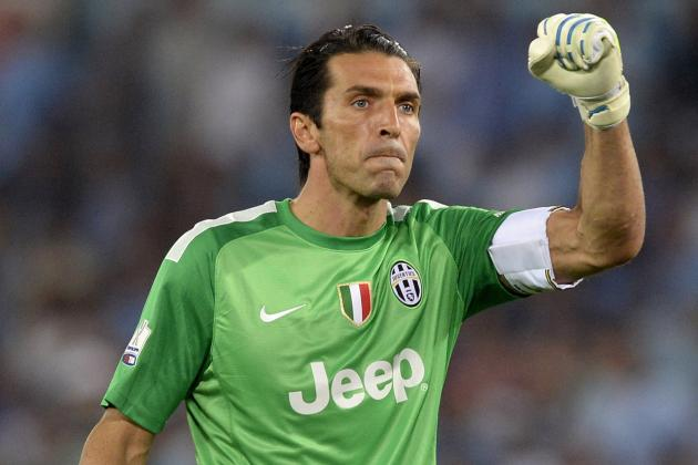 Buffon Targets Further Success in Illustrious Career