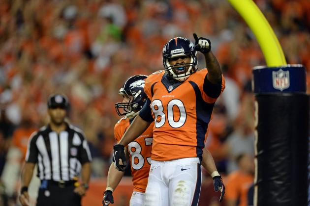 Fantasy Football 2013: Can Julius Thomas Repeat  Massive Performance in Week 2?