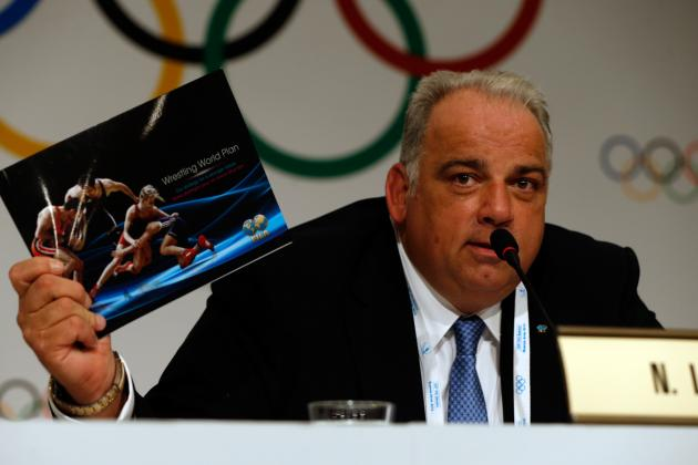 IOC Brings Back Wrestling, Embarrasses Itself, Shows Corruption