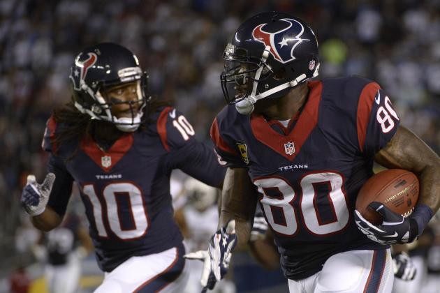 Texans vs. Chargers: Takeaways from Houston's 31-28 Win over San Diego
