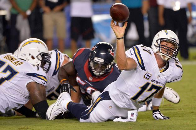 New San Diego Chargers Regime Hasn't Fixed Philip Rivers