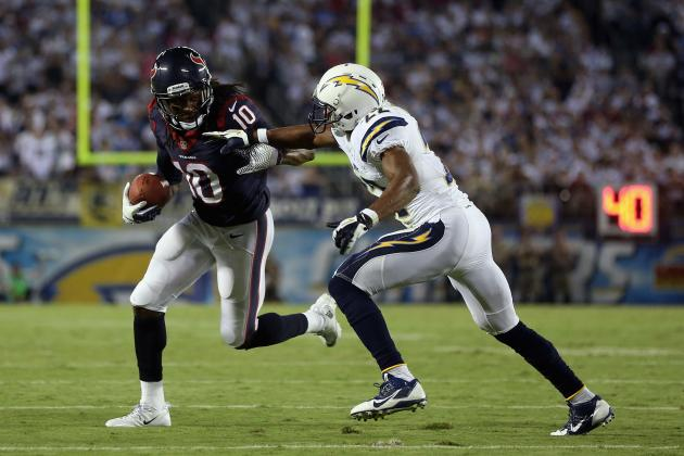 Evaluating Week 1 Performance of Houston Texans' Top Rookies