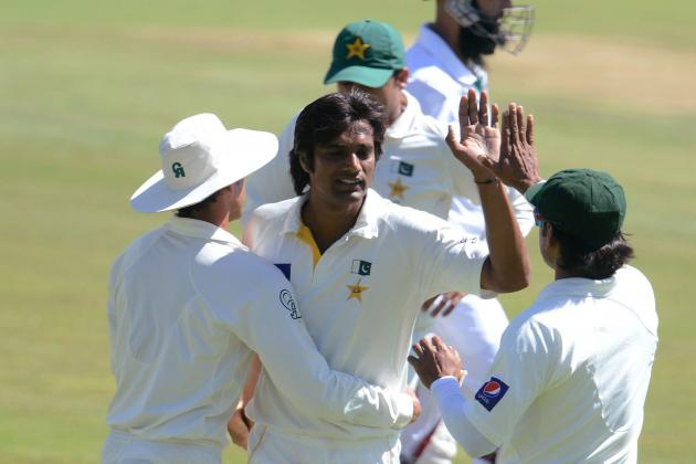 Zimbabwe vs. Pakistan 2013 Test Series: Betting Odds and Key Players to Watch