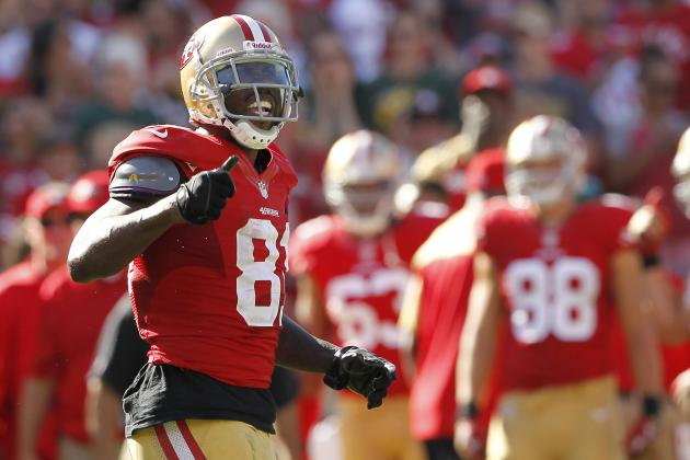 Breaking Down the San Francisco 49ers Kaepernick-Boldin Connection