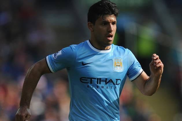 How Manchester City's Sergio Aguero Can Get Even Better