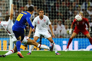 The Ukrainian Robben Ready to Shoot England Down Again by Michael Yokhin