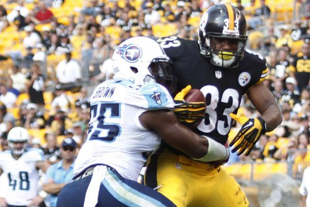 Isaac Redman in Danger of Losing Starting Role After Week 1