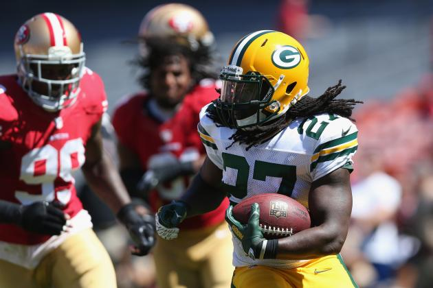 Two Green Bay Packers Players in Danger of Losing Starting Role After Week 1
